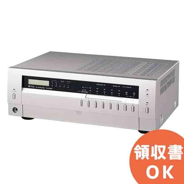 TOA(ティーオーエー・トーア) TA-2120R 卓上型アンプ 120W 5局 ラジオ付