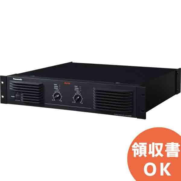 WP-DN700 パナソニック 音響設備 1000 W×2ch(4Ω連続出力) 2chデジタルパワーアンプ