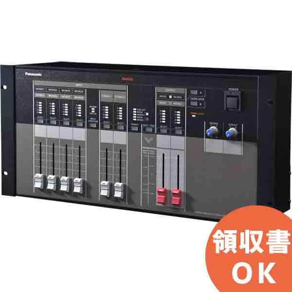 WR-PU100 パナソニック 音響設備 デジタルミキサーWR-DX100用ミキサー操作ユニット