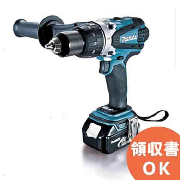 DF458DRFX マキタ(MAKITA) 充電式ドライバドリル 18V/3.0Ah充電池・充電器・ケース付 | 電動工具 | DIY | 日曜大工 | 作業用品 | 現場用品