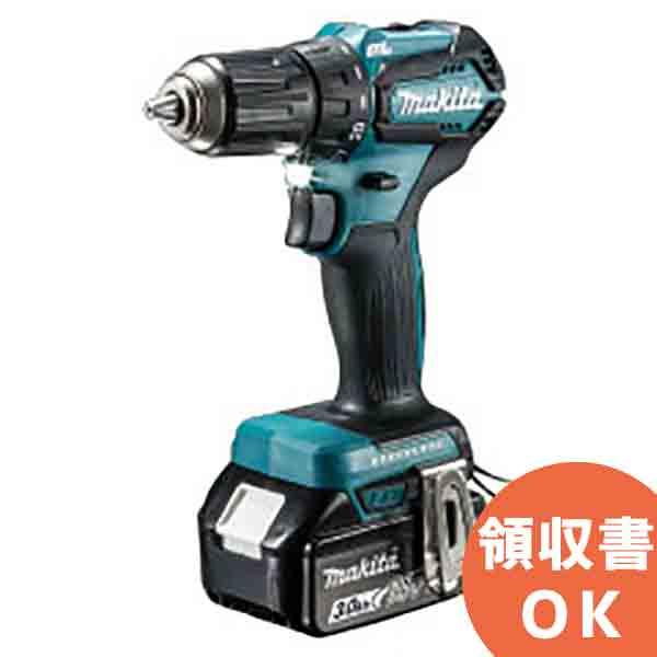 DF483DRFX マキタ(MAKITA) 充電式ドライバドリル 18V/3.0Ah充電池・充電器・ケース付 | 電動工具 | DIY | 日曜大工 | 作業用品 | 現場用品