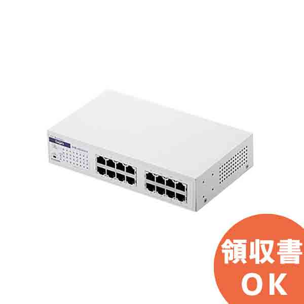EHB-UG2A16-S エレコム 1000BASE-T対応 スイッチングハブ 16ポート