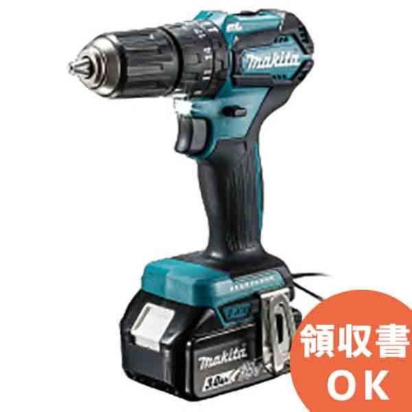 HP483DRFX マキタ(MAKITA) 充電式震動ドライバドリル 18V/3.0Ah充電池・充電器・ケース付 | 電動工具 | DIY | 日曜大工 | 作業用品 | 現場用品