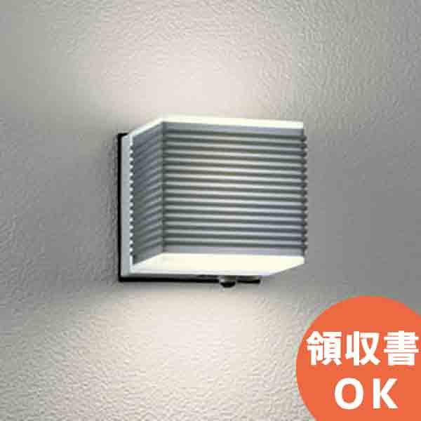 OG041724LC オーデリック 白熱灯40W相当 人感センサ付 電球色 LEDポーチライト