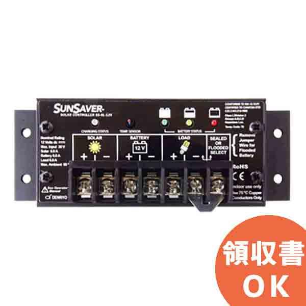 SS-20L-24V 電菱 <SunSaver (PWM充電方式) 太陽電池充放電コントローラ 3rdシリーズ>