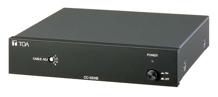 【エントリーでポイント5倍!】TOA(ティーオーエー・トーア) CC-3331B ケーブル補償器