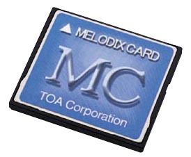 【エントリーでポイント5倍】TOA(ティーオーエー・トーア) MC-1010 メロディスクカード 学校向け