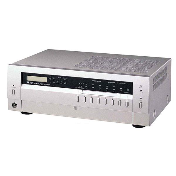 TOA(ティーオーエー・トーア) TA-2060R 卓上型アンプ 60W 5局 ラジオ付