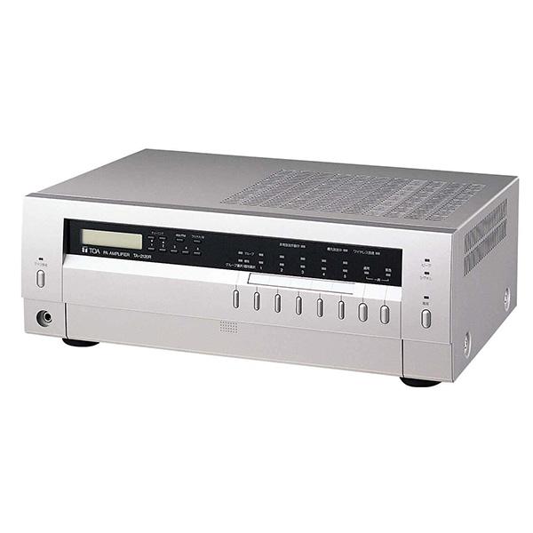 TOA(ティーオーエー・トーア) TA-2120R 卓上型アンプ 120W 5局 ラジオ付【電池屋の日対象】