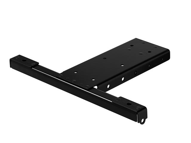 【エントリーでポイント5倍!】HY-TM7B-WP TOA コンパクトアレイスピーカー HX-7B用 天井・梁取付け金具 屋外設置対応 ブラック
