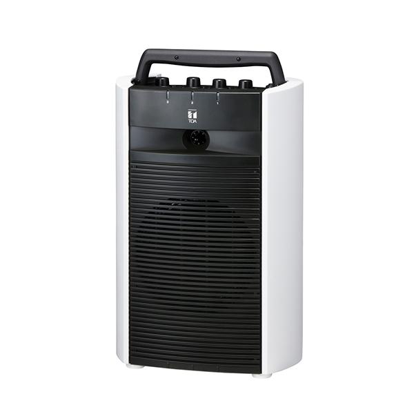 【店頭受取対応商品】TOAの音響機器 WA-2700 TOA ワイヤレスアンプ 抗菌 シングルチューナーユニット(WTU-1720)1台内蔵 | イベント | お祭り | 運動会 | 司会 | 講演 | セミナー | 会議