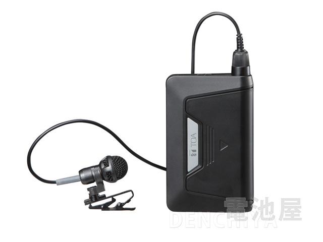WM-D1300 TOA デジタルワイヤレスマイク タイピン型