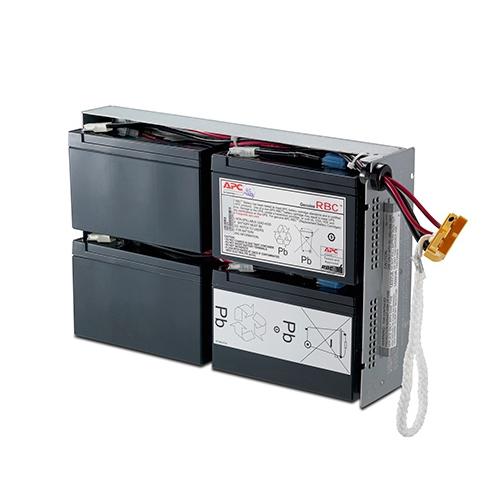 RBC24J APC(Schneider) SUA1500RMJ2U / SUA1500RMJ2UB 交換用バッテリキット UPS用電池 | 無停電電源装置 | 停電対策 | 防災 | 保守 | 保護 | 地震 | 雷 | カミナリ