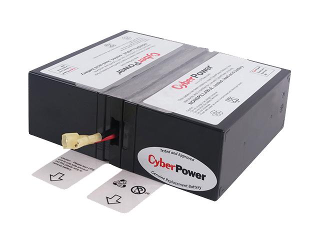RBP0049 CyberPower(サイバーパワー)CR1200用バッテリパック<代引不可><メーカー直送品>| UPS | 無停電電源装置 | 停電対策 | 防災 | 保守 | 保護 | 地震 | 雷 | カミナリ 【製品保証:3年先出しセンドバック】【時間指定不可】