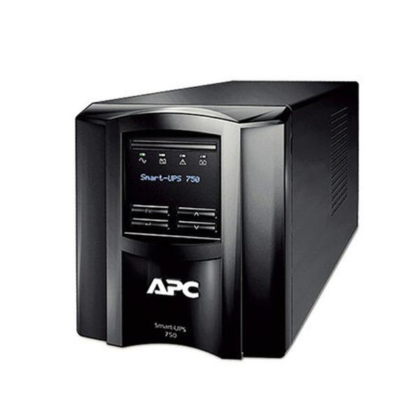 【店頭受取対応商品】送料無料! SMT750J-S4 APC Smart-UPS 750 LCD 100 4年センドバック保証 | 無停電電源装置 | 停電対策 | 防災 | 保守 | 保護 | 地震 | 雷 | カミナリ