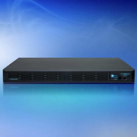 YEUP-151SPR ユタカ製 Super Powerシリーズ 常時インバータ給電方式 UPS1510SP(RS232C/SIGNALボード付) 薄型ラックタイプUPS(無停電電源装置)  | 停電対策 | 防災 | 保守 | 保護 | 地震 | 雷