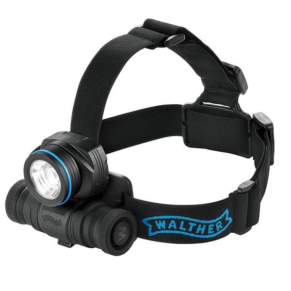 WAL37092 WALTHER(ワルサー) ワルサープロHL31rヘッドライト