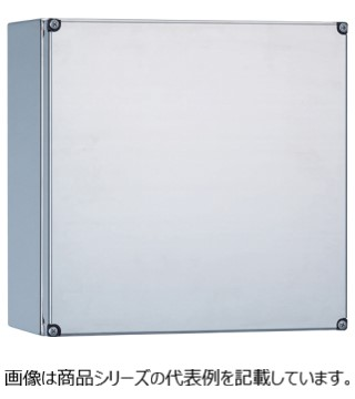 法人企業様、個人事業主様、個人宅様への配送承ります。 日東工業■品名記号:SCF16-34ステンレスSCF形ボックス外形寸法(mm) フカサ:160 ヨ コ:300 タ テ:400製品質量:6.7kg
