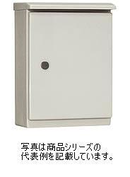 世界的に有名な 日東工業 FRP樹脂製プラボックス(屋根付)FOP25-6555A塗装色:Nベージュ色(5Y8/1)取付基板:木製基板(15mm)扉形状:片扉:電電虫@web-その他
