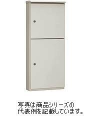 日東工業 FRP樹脂製プラボックスFOPS-23A塗装色:Nベージュ色(5Y8/1)取付基板:木製基板(15mm)扉形状:片扉