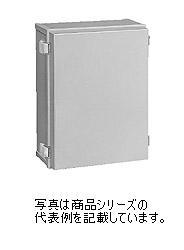 日東工業 蝶番付ポリカボックスPBC20-5040G材質:ポリカーボネイト樹脂取付基板:鉄製基板(1.6MM)カバー:蝶番式(樹脂製)