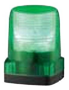 パトライト LEDフラッシュ表示灯定格電圧:DC48V 点滅回数:140回/分(トリプルフラッシュ)発光色:緑色 LFH-48S-G