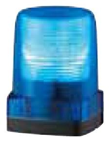 パトライト LEDフラッシュ表示灯定格電圧:DC24V 点滅回数:140回/分(トリプルフラッシュ)発光色:青色 LFH-24S-B