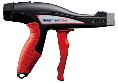 ヘラマンタイトン 結束工具EVO9SPハーネス作業の疲労軽減が可能インシュロックタイ幅:2.8~12.5mmに対応