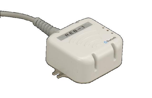 国際電業 無線防水フットスイッチ用無線受信器■型式:REB-1■仕様:無線線通信/Bluetooth方式(class2)■防水:IPX8相当