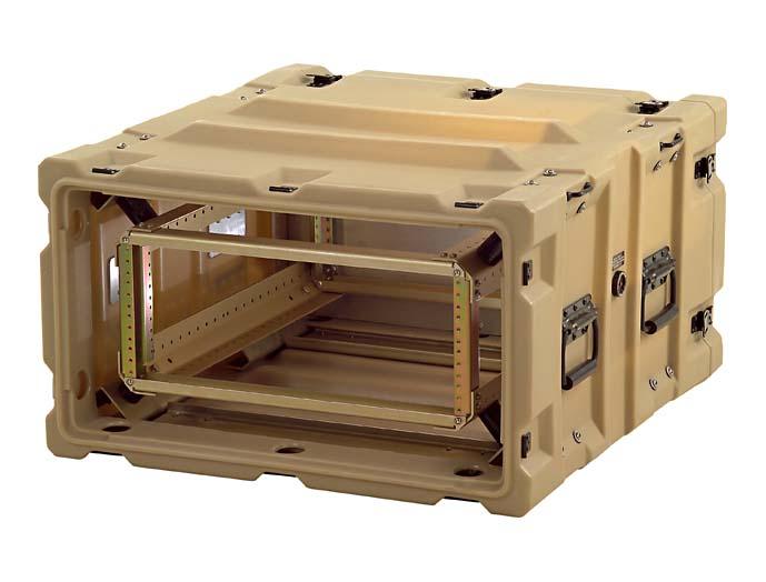 摂津金属工業ZDRウォリアーケース■型式:ZDR1527-0303■19インチ機器搭載用コンテナ■15Uタイプ/奥行:27インチ