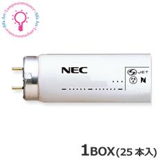 NEC FL40SPK<25本×@1070>お得な25本セット 直管蛍光灯(40形 カラー蛍光ランプ 桃色)直管スタータ形受注生産品 【送料160サイズ】