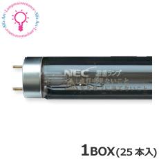 NEC GL4<25本×@890>お得な25本セット 直管蛍光灯(4形 殺菌ランプ)直管スタータ形 【送料80サイズ】