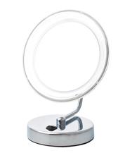 【在庫限りの処分品!】 アイキャッチ 真実の鏡DX 電池&ACアダプター式 EC008AC-5X 【拡大鏡】【送料無料】