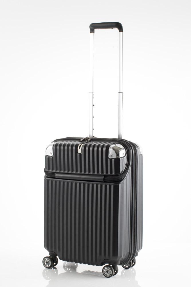 【送料無料】機内持ち込みサイズスーツケース エミネント トップオープンキャリー ◆レビューを書いてスーツケースベルトプレゼント◆