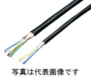 伸興電線FCPEV-S0.9mm×3P 100m巻CPEV通信制御用ケーブルシールド付