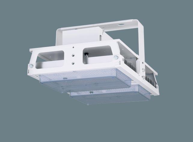 パナソニック NNY20504LR2 LED高天井用照明器具 電源内蔵型 DNシリーズ 普及型(光源寿命40,000時間) 水銀灯1000形器具相当(4000形)昼白色5000k