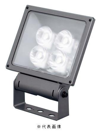 パナソニックXY6857LE9LED投光器 スポットライトサイン用・中角タイプ配光 電球色色温度3000K電源別置型 防雨型水銀灯400形相当色ミディアムグレーメタリック