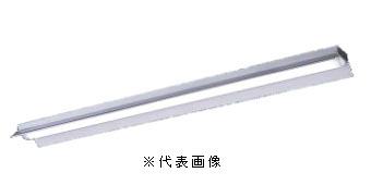 パナソニック【5台セット】XLX430KENTLE9一体型LEDベースライトIDシリーズ40形直付型 反射笠付型 Hf32形定格出力型器具1灯相当 3200 lm 昼白色