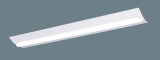 パナソニック「5台セット」XLX410DENZLE9一体型LEDベースライトIDシリーズ40形 直付型 Dスタイル W230 非調光 FLR40形器具1灯相当 節電タイプ 2000lm