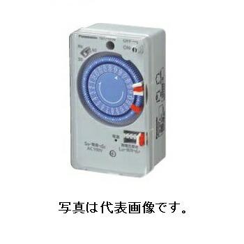 タイムスイッチ パナソニックTB11Nクォーツモータ式24時間式タイマー 同一回路(旧型番:TB11)