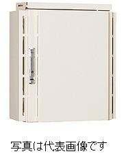 日東工業 RA25-66LDBC屋外用熱対策制御盤キャビネットルーバー・遮光板付タイプ色 クリーム