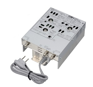 サン電子SBA-7735DWCATV双方向ブースタ 屋内 共同受信用