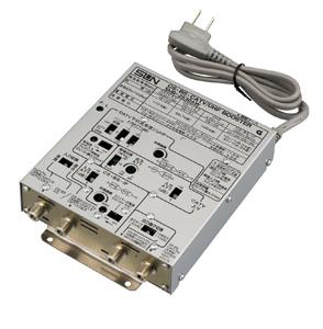 サン電子SMB-2630AWCS/BS/CATV双方向/UHFマルチブースタ 屋内用