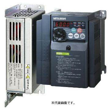 独特の素材 FR-F720PJ-11KF簡単小形インバータFREQROL-F700PJシリーズ三相200V 三菱電機 適用モータ容量11KWフィルタパック有:電材BlueWood-木材・建築資材・設備