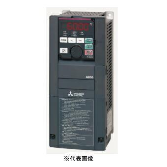 新しいスタイル 三菱電機FR-A820-7.5K-1高機能・高性能インバータFREQROL-A800シリーズ三相200V 定格容量7.5kw:電材BlueWood-木材・建築資材・設備