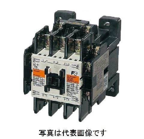 富士電機 SC-N14 標準形 電磁接触器 ケースカバーなし 補助接点2a2b