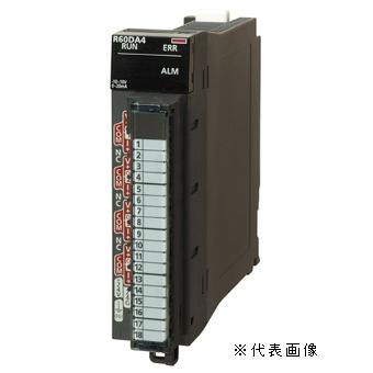 【大特価!!】 三菱電機R60DAV8MELSEC iQ-Rシリーズディジタル−アナログ変換ユニット電圧・出力:8ch:電材BlueWood-木材・建築資材・設備