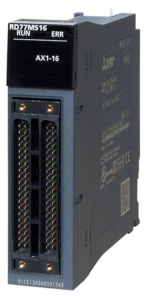 三菱電機RD77MS16MELSEC iQ-RシリーズシンプルモーションユニットSSCNETIII/H対応最大制御軸数:16軸