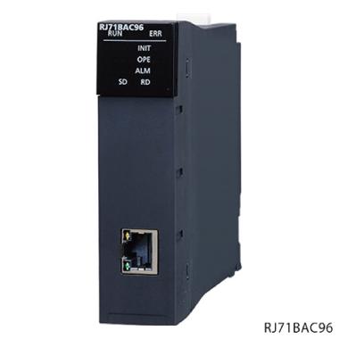 三菱シーケンサMELSEC iQ-RシリーズBACnetユニット 三菱電機 BACnetユニット 定番スタイル スーパーセール RJ71BAC96