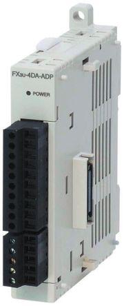 三菱電機FX3U-4AD-TC-ADP熱電対形温度センサ用アナログ入力アダプタ